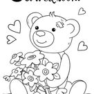 Cute Get Well Soon coloring page | Free Printable Coloring Pages