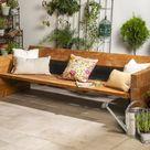 Gartenbank selber bauen – Ideen und Tipps | OBI
