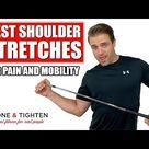 Frozen Shoulder GONE! - Best Shoulder Stretches For Pain And Mobility
