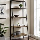 Modern Ladder Bookcase