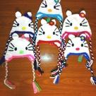 Crochet Character Hats