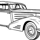 Antique Lowrider Cars Coloring Pages - Download & Print Online Coloring Pages for Free