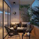 ikea-outdoor-elegante-inneneinrichtung-minimalistische-möbel-sofa-mit-kissen-kerzen