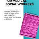 POLST basics for medical social workers