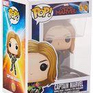 Funko Pop! Marvel Captain Marvel #516 Neon Suit Vinyl Figure