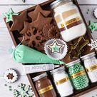DIY Weihnachtsgeschenk: Cookie Decorating Kit / DIY Plätzchen Set - Nicest Things