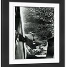 Large Framed Photo. Table Mountain Cable Car - Cape Town, South
