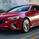 2018 Buick Regal GS Shows Up With 310HP V6 And Clever AWD   Carscoops