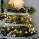 39 Festive Christmas Table Decorations To Brighten Up Your Holiday Table