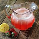 Vodka Strawberry Lemonade