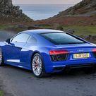 2018 Audi R8 V10 RWS UK Spec   Rear Three Quarter