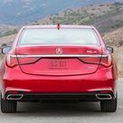Acura RLX Sport Hybrid 2018
