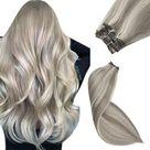 [Virgin Hair] Hair Bundles Sew In Hair Weave Smooth Virgin Hair Highlight Brown mixed Blonde #19A/60  LaaVoo - 24in / Highlight Blonde P19A/60 / 50g