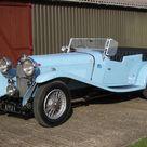 The ex Sir Malcolm Campbell,1934 Lagonda M45 T7 Tourer  Chassis no. Z10993 Engine no. M45/227