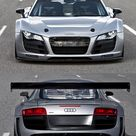 2008 Audi R8 LMS Prototype   price and specifications