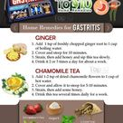 Home Remedies for Gastritis | Top 10 Home Remedies