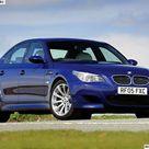 BMW M5 E60 SEDAN GERMANY 2005 YEAR.