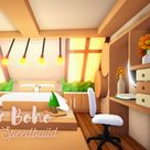 Cozy & Boho Bedroom Speedbuild ♡ Roblox Adopt Me