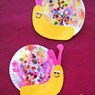 Paint Splat Snails