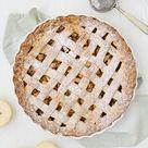 Apple Pie Rezept - der Klassiker - gedecker Apfelkuchen