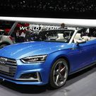 Audi A5 Cabriolet 2017  premier bain de foule   Photo 2