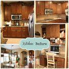 Builder Grade Kitchen