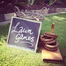 Backyard Wedding Receptions