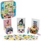 LEGO DOTS Animal Picture Holders Unique DIY Craft Decorations Project Kit Toy 41904