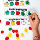 Apple Theme Preschool - Planning Playtime