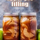 How to Make Homemade Apple Pie Filling