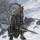 The horned pathfinder, Ludovic Sanson