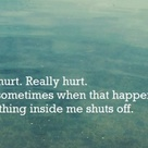 ... Hurt Quotes on Pinterest | Hurt Quotes, Love Hurts Quotes and Quotes