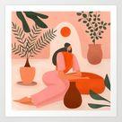 Art Prints for Any Decor Style   Society6