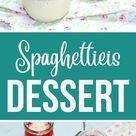 Spaghettieis Dessert « Hexenküche.de