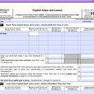 37++ Capital loss carryover worksheet example Online