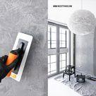 Alpina Beton-Optik: Wand in Betonoptik streichen - Nicest Things