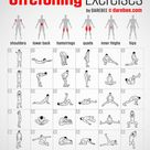 Stretching Exercises | Chart