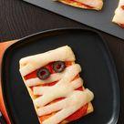 Crescent Mummy Pizzas