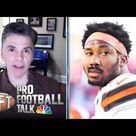 Cleveland Browns close to extension with DE Myles Garrett | Pro Football Talk | NBC Sports