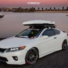 2015 Honda Accord EX with 19x9.5 Vordoven Forme 9 and Federal 245x35 on Coilovers   828445   Fitment Industries