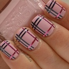 Checkered Nails