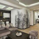 Wandgestaltung im Wohnzimmer: 30 Ideen für Wohnzimmerwände