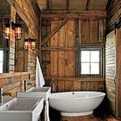 Rustic Barn Homes
