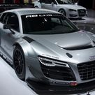 Audi R8 LMS ultra Genfer Automobilsalon 2013