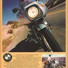 1978 BMW Motorrad.