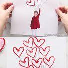 Valentine Balloon Craft