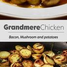 Poulet Cocotte Grand Mere - Easy Meals with Video Recipes by Chef Joel Mielle - RECIPE30