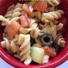 Skinny Pasta Salads