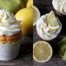 Zitronencupcakes • Schokokuss und Zuckerperle