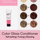 Color&Co Color Gloss Mahogany Rose